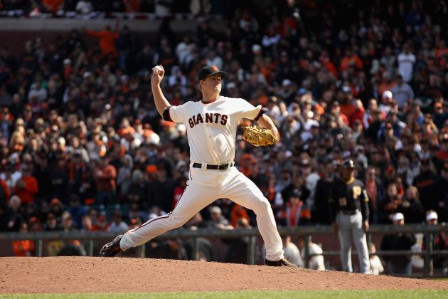 MLB All-Star Game: Why Matt Cain Starting over R.A. Dickey Is a Good Thing