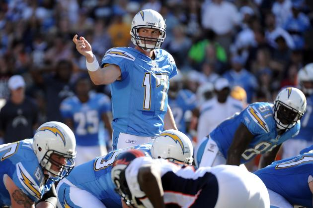 Ranking Every Monday Night Football Game on the 2012 Schedule