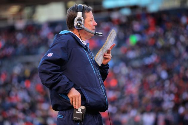 San Diego Chargers: Top 10 Replacements Should Norv Turner Not Survive 2012