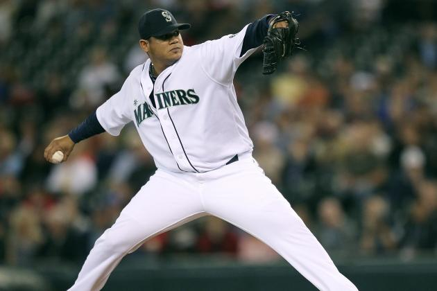 Felix Hernandez Trade Possibilities: 5 Teams That Will Come Calling at Deadline