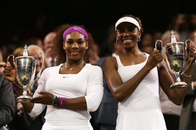 US Open 2012: The Williams Sisters: The Making of Champions, Part 2