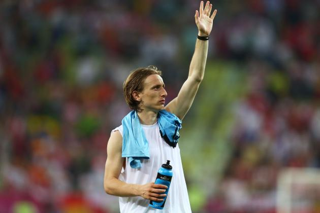 Real Madrid Transfers: 5 Reasons Why Luka Modric Would Be a Success at Bernabeu