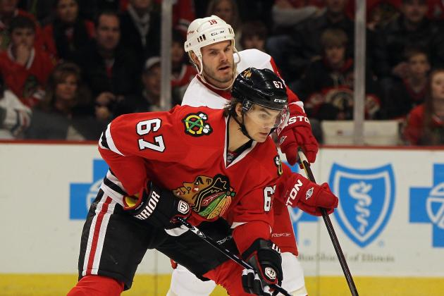 Chicago Blackhawks: 4 Contracts Stan Bowman Would Love to Move for Cap Space
