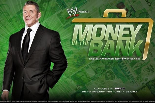 WWE Money in the Bank 2012: 7 Most Shocking Matches in Money in the Bank History