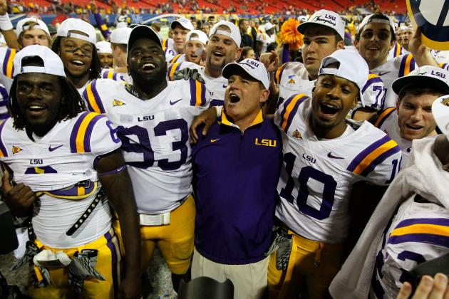 LSU Football: Five Recruits Les Miles Would Love to Add to Tigers' 2013 Class