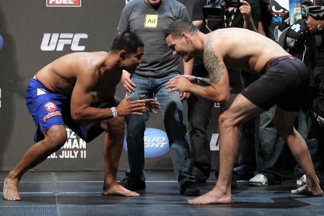 UFC on Fuel TV: Munoz vs. Weidman B/R MMA Staff Predictions