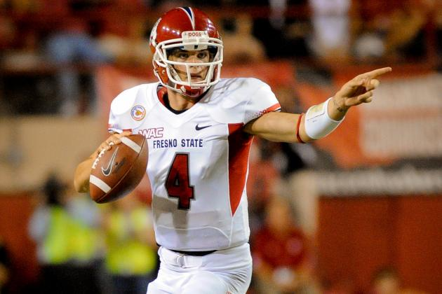Under-the-Radar College Quarterbacks Who Will Break out in 2012