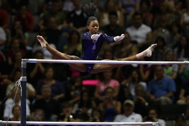 Olympic Gymnastics 2012: Ranking Contenders for Gold in Uneven Bars in London