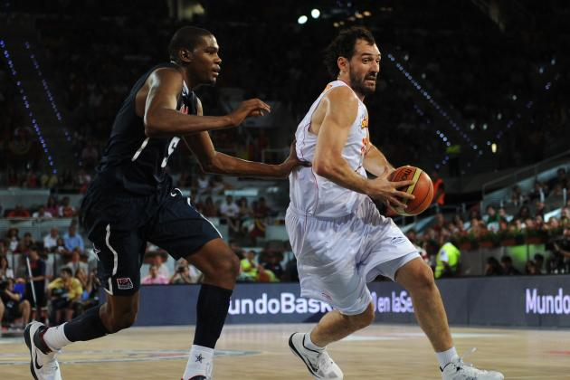 London 2012: Toughest Competition for the U.S. Olympic Men's Basketball Team