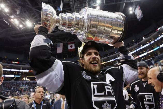 2013 NHL Rankings: The Top 30 Centers Entering Next Season