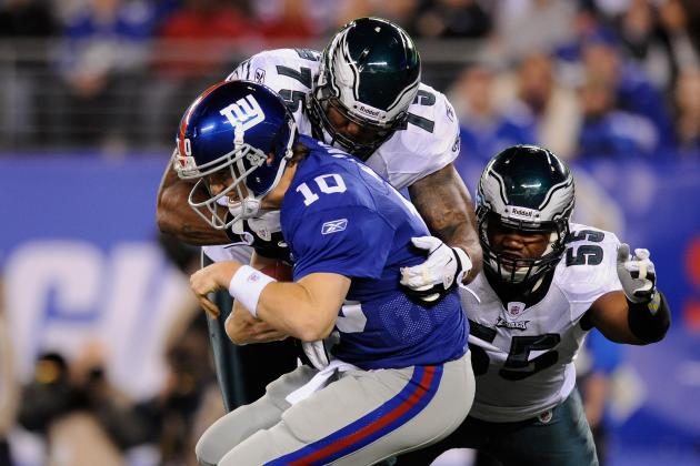 Philadelphia Eagles: How the Eagles Match Up Against the New York Giants