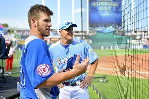 Bryce Harper vs. Mike Trout: Who Has the Better Tools?