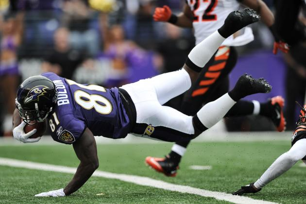 Spotlighting the Baltimore Ravens' WR Position Heading into the 2012 Season