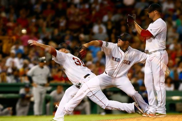 Boston Red Sox: One 2nd-Half Prediction for Each Starting Pitcher