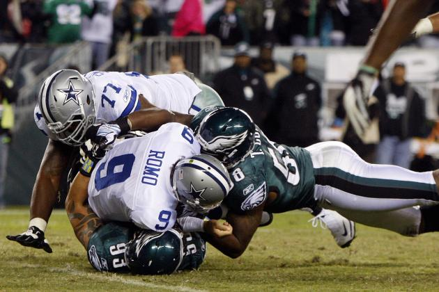 Where Do Philadelphia Eagles Rank Among Top NFC East Pass Rushers?