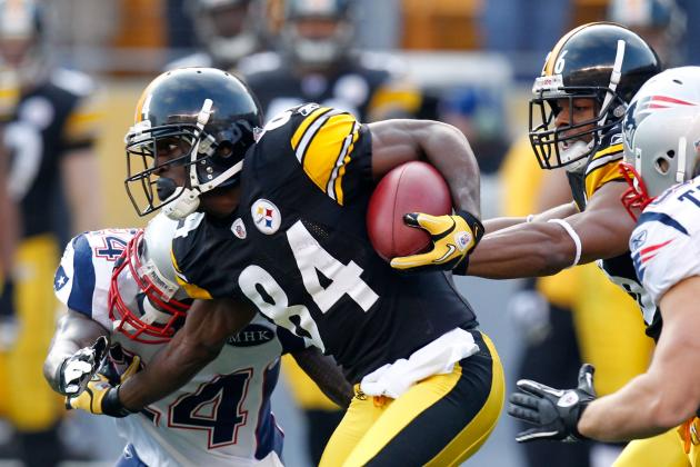 Stat Predictions for Pittsburgh Steelers Key Offensive Players