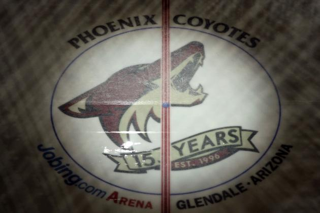 The 10 Toughest Phoenix Coyotes NHL Players in Franchise History