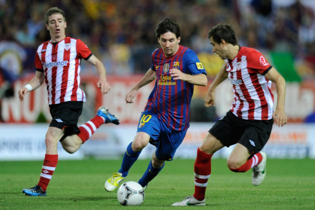 Lionel Messi: Top 10 Goals of Barcelona Career Until Now