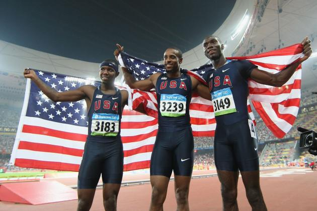 London 2012 Olympics: USA's 7 Best Hopes for Track and Field Gold