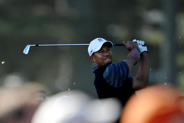 Power Ranking Tiger Woods and the 12 Best Iron Players in Golf