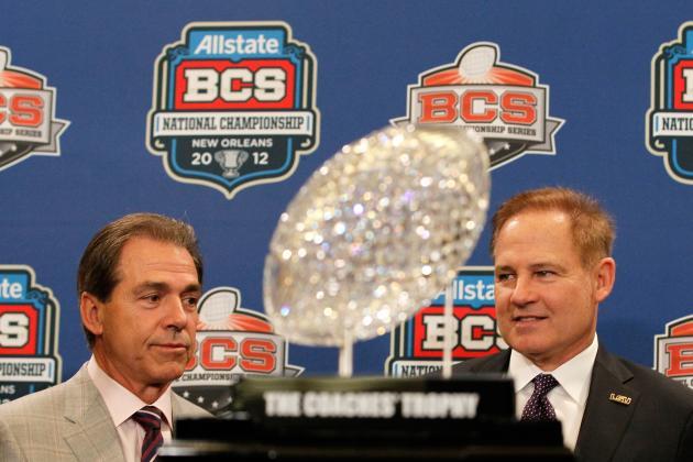 Alabama Football: 5 Coaches Saban Loves to out-Recruit