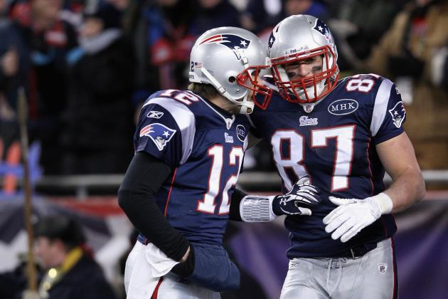 Stat Predictions for New England Patriots' Key Offensive Players