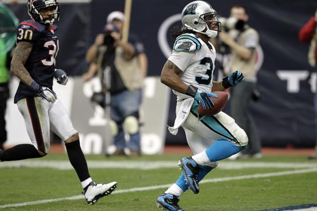 Fantasy Football: Ranking the NFC South's Top Running Backs in 2012