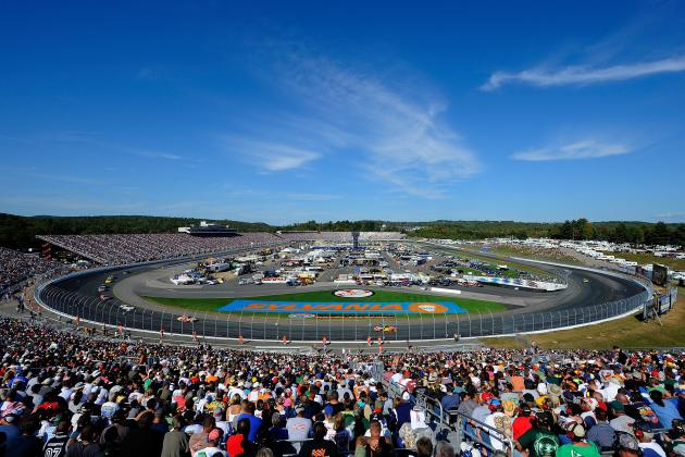 NASCAR Sprint Cup: 4 Reasons You Need to Watch the Lenox Industrial Tools 301