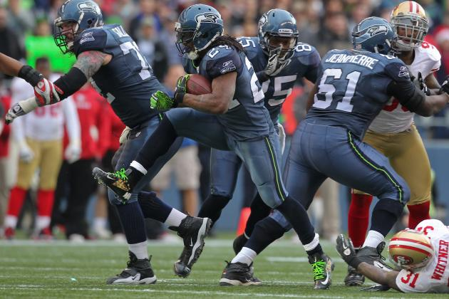 Stat Predictions for Seattle Seahawks' Key Offensive Players