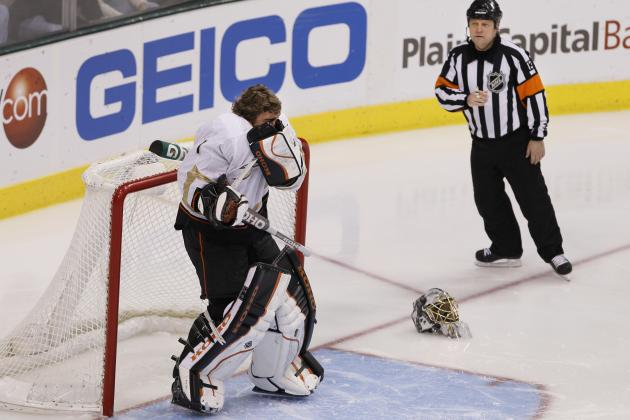 Anaheim Ducks: 5 Needed Areas of Improvement for 2012-13