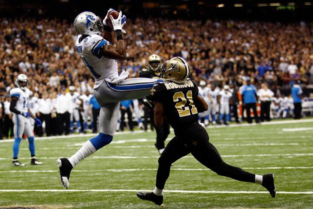 Calvin Johnson and Fantasy Stars You Must Consider Taking No. 1 Overall