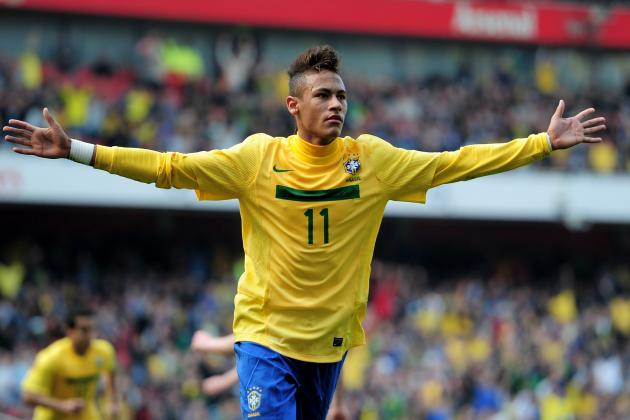 10 South American Stars We'd Love to See in the Premier League Next Season