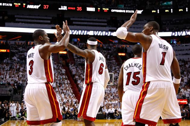 NBA Power Rankings: Judging Every NBA Team by Its Starting Lineup