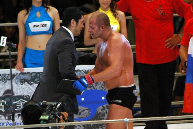 10 Things We Learned from Fedor Emelianenko's Alleged Contract