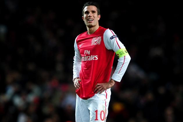 Arsenal Transfers: Robin Van Persie & 5 Others the Gunners Will Struggle to Sell