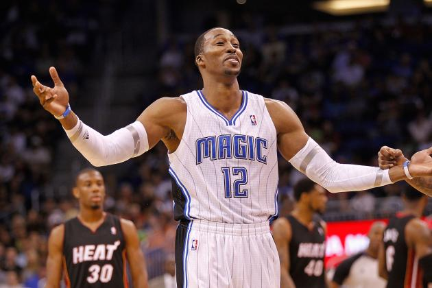 NBA Trade Rumors: Ranking the Potential Suitors in the Dwight Howard Sweepstakes