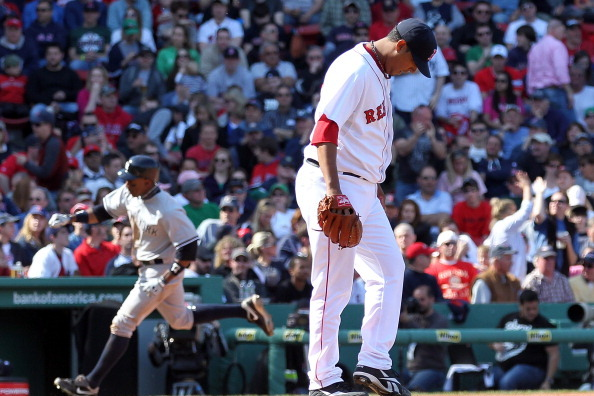 Boston Red Sox Are in Serious Trouble, and Here's Why