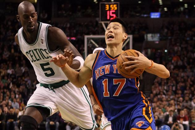 NBA Free Agents 2012: Jeremy Lin, Kevin Garnett and Top Merchandise-Movers