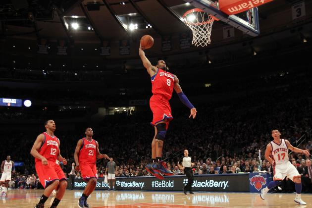 10 NBA Players Who Will Have Breakout Seasons in 2012-'13