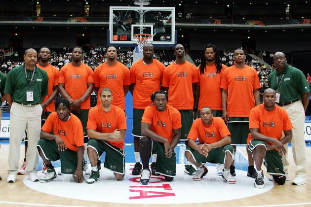 Nigeria Olympic Men's Basketball Team 2012: Updated News, Roster & Analysis