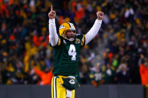 Brett Favre's Top 5 Wins with the Green Bay Packers