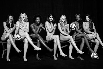 ESPN Body Issue 2012: Power Ranking Hottest Female Pics