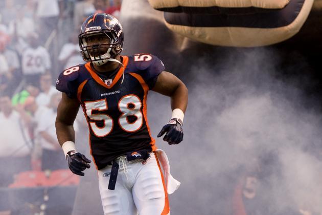 Denver Broncos Camp Battle: Linebackers