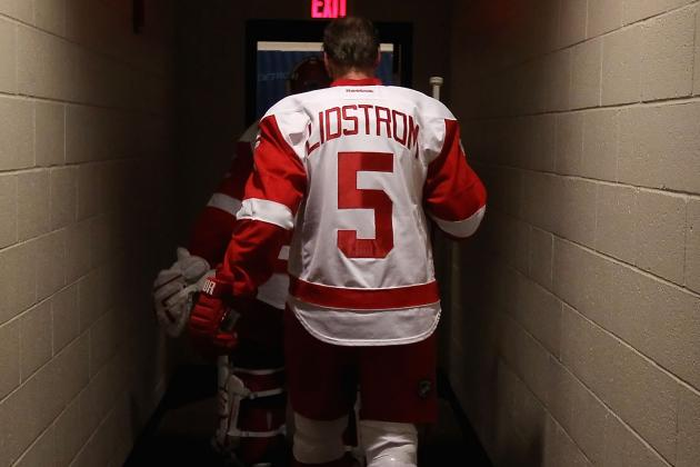 Nicklas Lidstrom and the Next Number Each NHL Franchise Should Retire