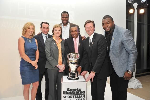 2012 ESPY Awards: Pat Summitt, Eric LeGrand, Biggest Winners of 2012 ESPYs