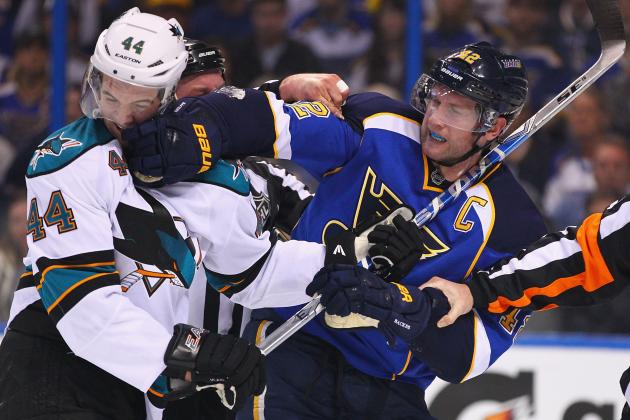 San Jose Sharks: Predicting the 2012-13 Starting Roster