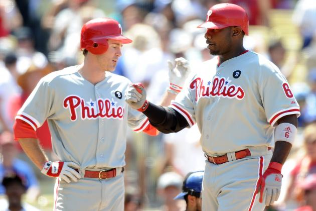 10 Bold Second-Half Predictions for Phillies Offense with Howard, Utley Back