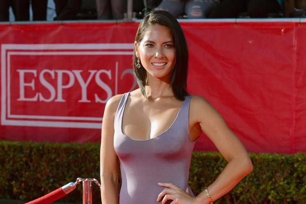 2012 ESPY Awards: Olivia Munn, Lindsey Vonn and the Most Beautiful Women There