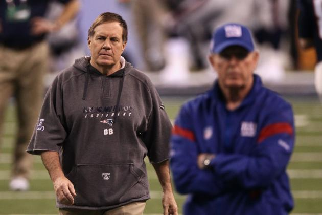 Power Ranking All 32 of the NFL Head Coaches of 2012