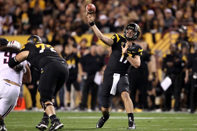 Arizona State Sun Devils Football: 3 Underclassmen Who Will Make an Impact